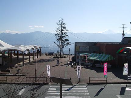 帯那山~棚山~フルーツ公園縦走コース